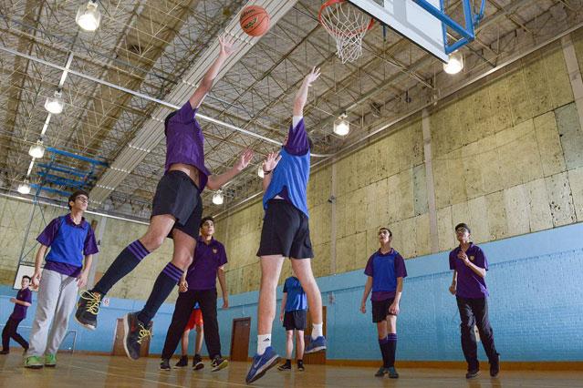 Bedford Free School Facilities
